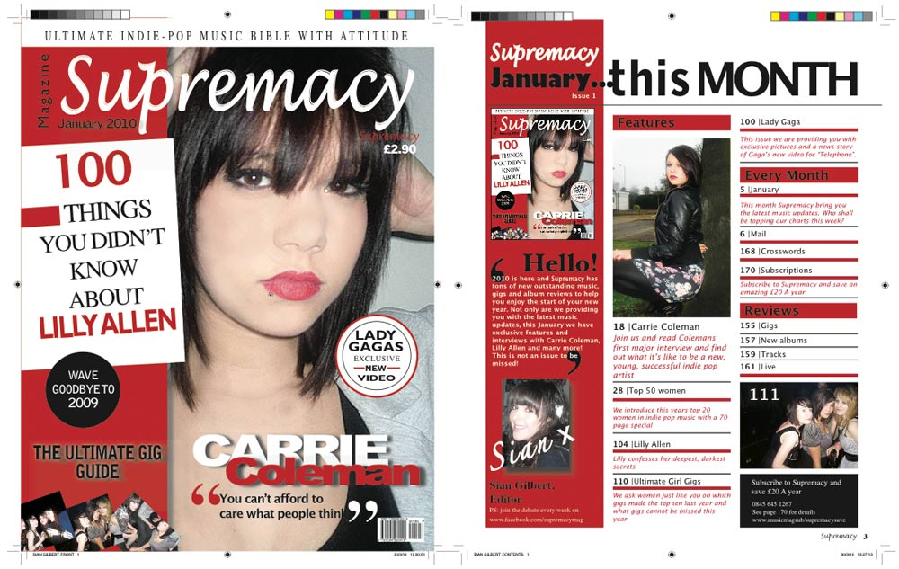 as media coursework blogs music magazine A2 media coursework schedule- 18 magazine adverts teachers to have returned first draft marks/comments for music videos update blogs with 1 st draft teacher.